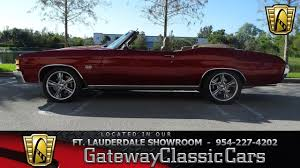 582-FTL 1971 Chevrolet Chevelle SS Restomod - YouTube