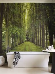 Water Reflections Wall Mural Ideal For The Bathroom  Feature Bathroom Wallpaper Murals