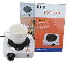 Bếp điện mini làm nóng pha cafe Hot Plate 1000W - JLVQ-26-BDCF, Giá tháng  4/2021