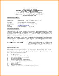 11 Paralegal Cover Letters Address Example