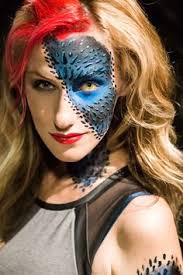 mystique x men makeup tutorial and announcement you diy makeup tutorials you make up and fun