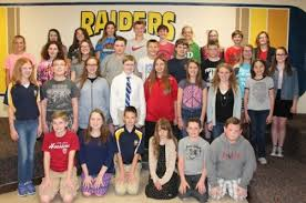 Raider math kids place ninth at state competition | Huntington County Tab