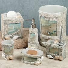 Seashell Bedroom Decor Seashell Bathroom Set