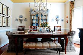 decorating with wicker furniture. wicker furniture decorating ideas with n