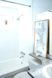 precious painting a shower you can transform your outdated shower on a budget learn how to precious painting a shower