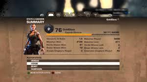 Gears of War 3 - FINAL STATS ...