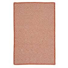 garden ridge rugs. Outdoor Houndstooth Tweed Orange Rectangle: 5 Ft. X 8 Rectangle Indoor/ Garden Ridge Rugs