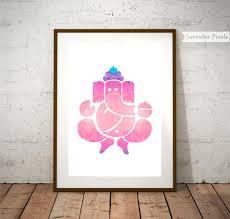 wall arts ganesh wall art yoga studio for bedroom zen ganesha uk ganesh wall art