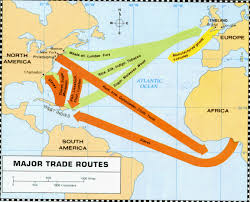 Mercantilism Chart Copy Of Mercantilism And Triangular Trade Lessons Tes Teach