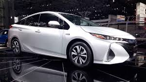 2017 Toyota Prius Prime Plug-In Hybrid Exterior Walkaround 2016 ...