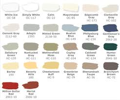 A 34 Ways To Create Enjoyable Moore Pottery Barn Paint Colors For Your House  U2013 Apptivate Interior Decorating