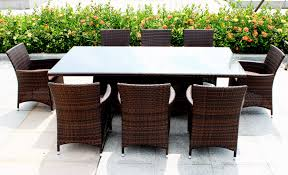 outdoor dining sets for 8. Amazing Dining Tables Imposing Design Outdoor Table And Chairs Sets For 8 N