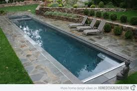 Rectangular Pool Sizes Crafts Home