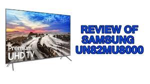 samsung tv 82. samsung un82mu8000 82-inch 4k ultra hd smart led tv review tv 82 9