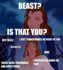 Funny Beauty And The Beast Quotes Best of 24 Beauty And The Beast Jokes That Will Ruin Your Childhood Gurl