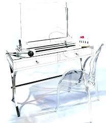 glass vanity table glass makeup vanity glass vanity set bedroom with stool glass vanity set glass glass vanity
