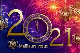 Bonne année et Meilleurs Vœux pour 2021 - La Cuisine de Jackie