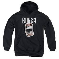 Amazon Com A E Designs Kids Duran Duran Hoodie Pressure Off