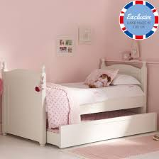 white girl bedroom furniture. White Truckle Bed Girl Bedroom Furniture