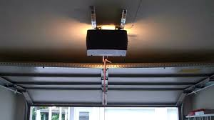 sears garage door installationSears Bad Garage Door Opener Installation  YouTube