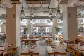 Office building design ideas amazing manufactory Contemporary Manufactory Finally Opens At Row Dtla Designtrends Manufactory Finally Opens At Row Dtla Restaurants Ladowntownnewscom