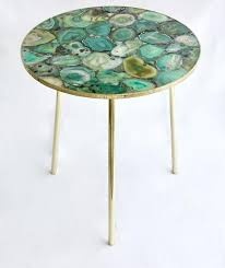 Agate table favorite_border favorite showing 92 agate table. Agate Side Tables Cakestands Aanthropology