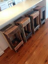 best 25 wooden bar stools ideas
