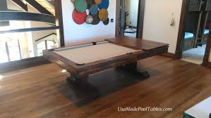 pool table dining tables: rustic pool tables rustic pool tables  rustic pool tables
