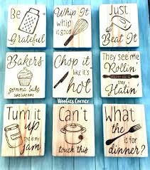 vintage kitchen signs funny quotes french