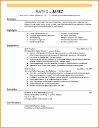 Best Cv Template 2015 Word 2015 Resume Template General Manager