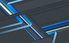 Blue Lines Abstract... Wallpapers ...