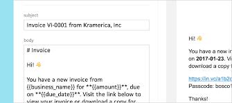 Send Invoices Sending Invoices Cushion 24