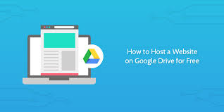 How to Host a Website on Google Drive for Free | Process Street ...