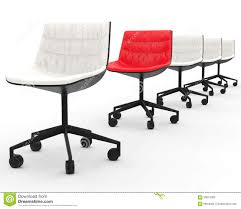 red office chairs. Red Office Chairs. Chair In Row Of White Chairs F