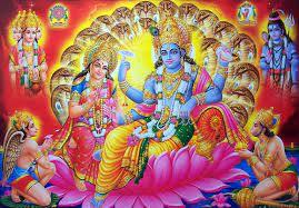 ?? Brahma Vishnu Mahesh Hindu God ...