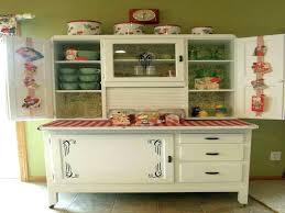 hoosier kitchen cabinets antique