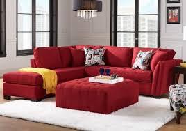 Upholstered Living Room Sets Fabric Microfiber etc