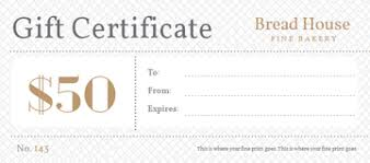 How To Make A Gift Certificate Download Gift_ Certificate Template Blank Gift Certificate