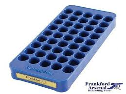 Frankford Arsenal Perfect Fit Reloading Tray Chart Frankford Arsenal Perfect Fit Reloading Tray 2 695795