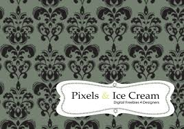 Damask Pattern Free Charcoal Damask Pattern Free Photoshop Patterns At Brusheezy