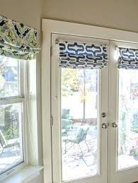 back door curtains inspiring blinds for back door magnetic door blinds window covering for french doors
