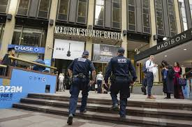 msg increasing security for rangers stars game after port authority terror