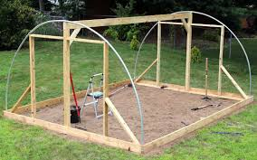Hoop House End Wall Design Hoophouse Greenhouse Diy Design End Wall Structure Build 1
