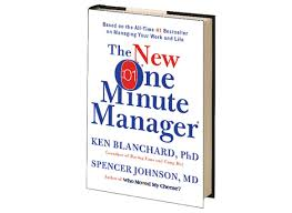 of the one minute manager essay of the one minute manager