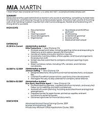 Career Change Resume Examples Career Change Resume Templates