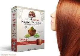Okay Henna Natural Hair Color Provides
