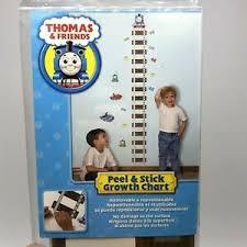 Thomas The Train Growth Chart