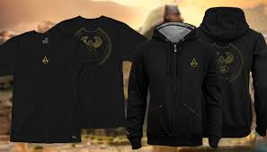 ac origins season pass. own the assassin\u0027s creed origins apparel ac season pass