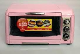 hamilton beach toaster oven 31103c pink convection