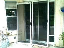 adjusting a sliding glass patio door ft sliding glass doors sliding glass door screen with sliding